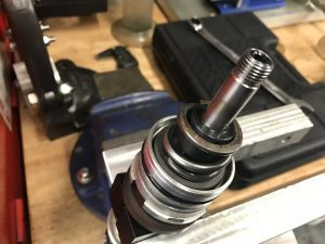 OHLINS SHOCK REBUILD TRAXDEN MOTORCYCLES TRAXDEN SUSPENSION