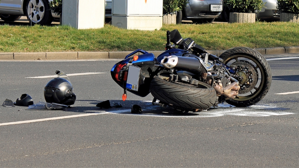 Motorcycle Accident claim and management in london