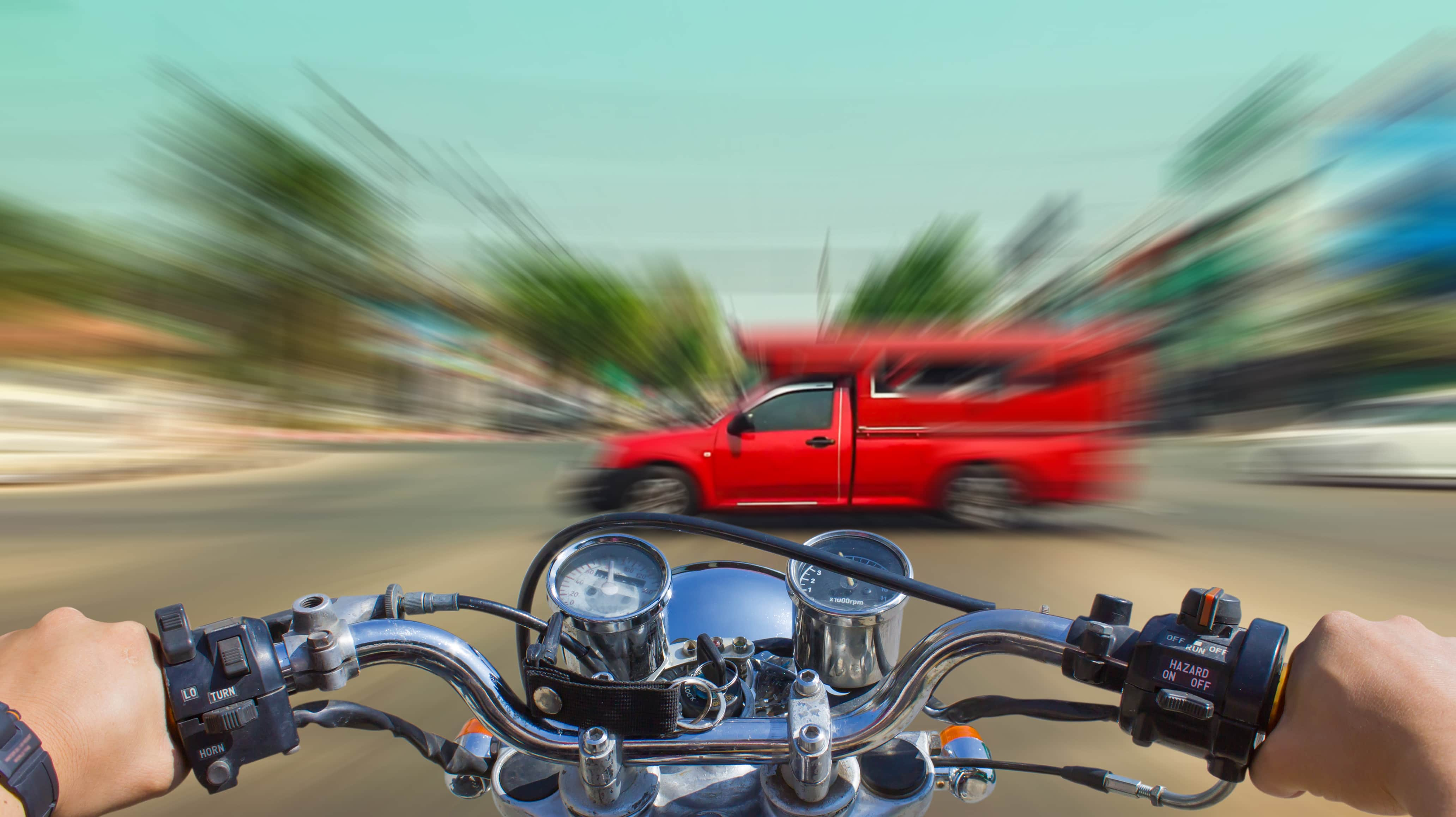 motorcycle accident london