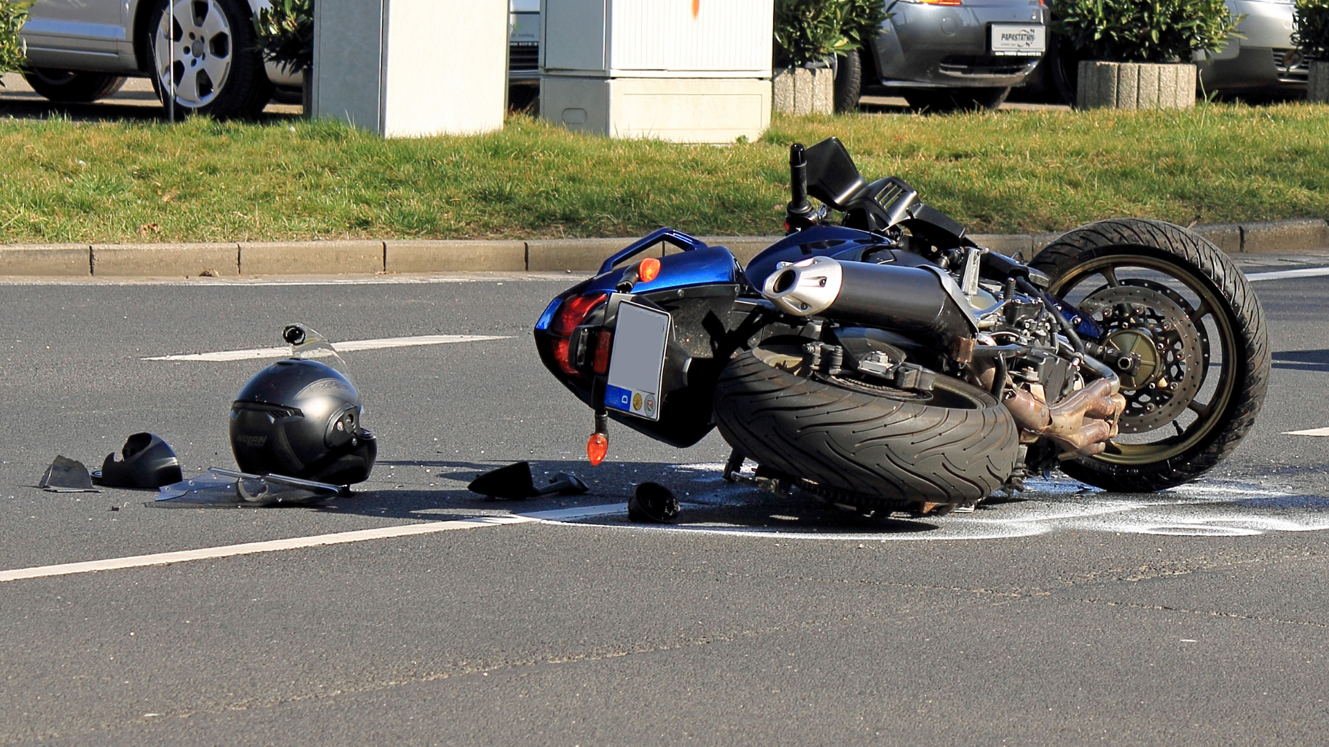 traxden motorcycles accident claim london 1