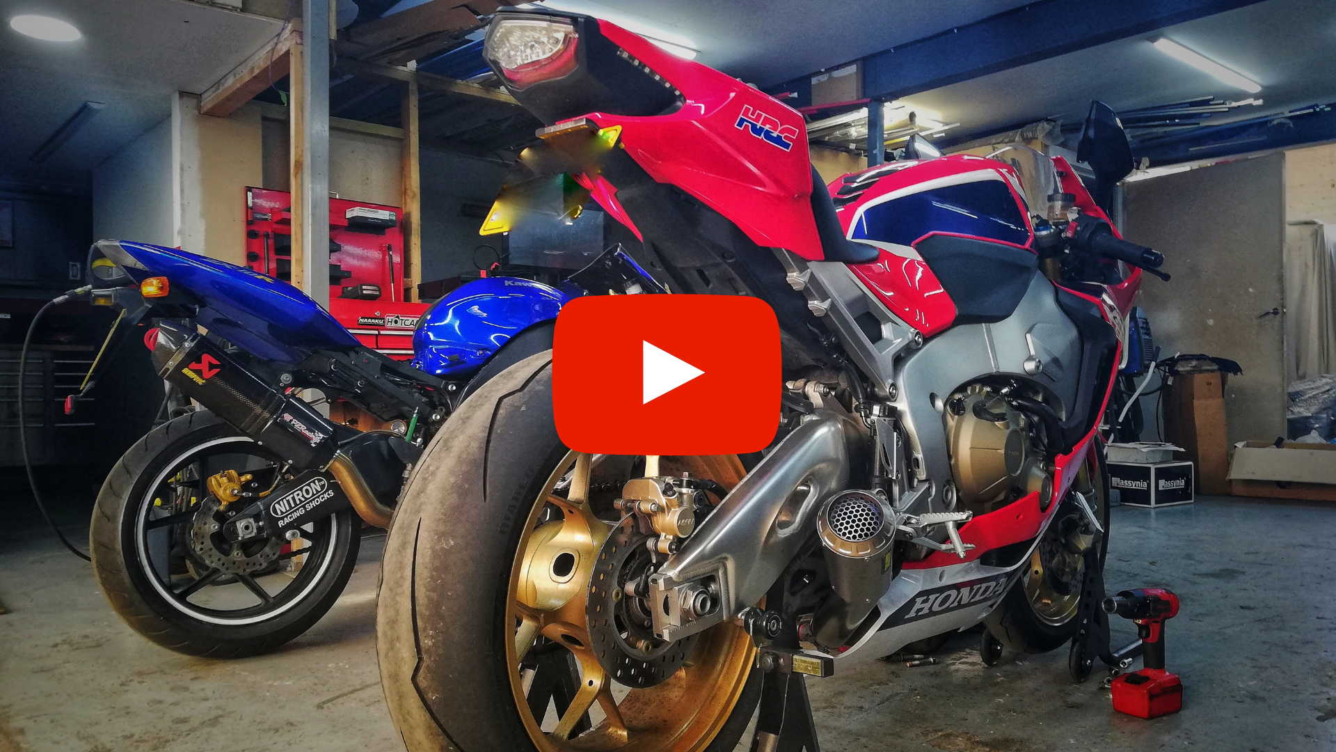 traxden motorcycles london honda cbr brakes